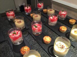 Verrine Desserts