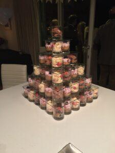 Wedding Dessrt Tower